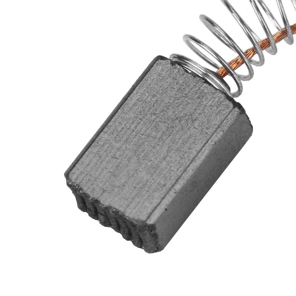 20 St/ücke 050 5x8x12mm Auswechselbare Kohleb/ürste Elektrowerkzeug Ersatzteile f/ür Elektromotor Bohrer