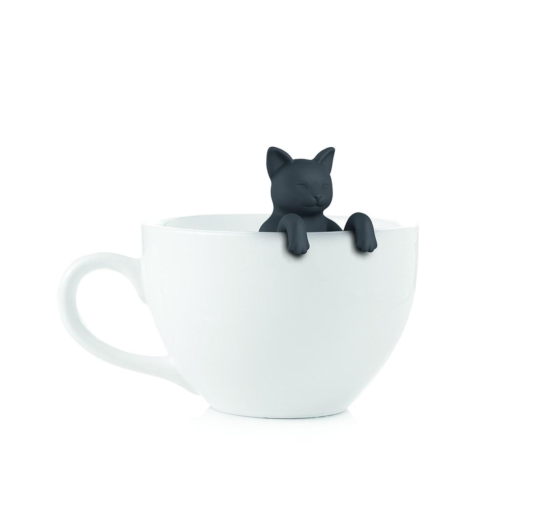 1/x 1/x 1/cm grau Unbekannt Fred /& Friends Purr Cat Tee-Ei