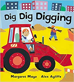 A great book for a Digger Lover!!
