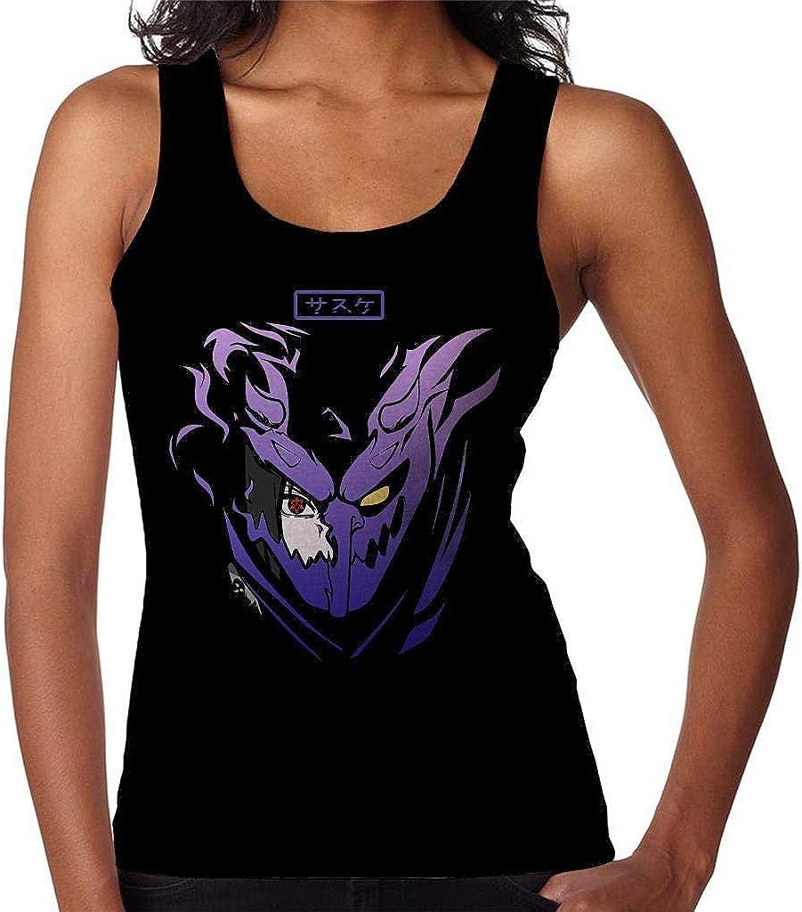 Sasuke Susanoo Naruto Womens Vest: Amazon.es: Ropa y accesorios