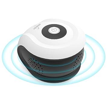 [HOVINSO®] Repelente de Plagas Repelente de Roedores Ultrasónico Presión Wave Chaser Cobertura de 360 ° 1 Onda Electromagnética ...