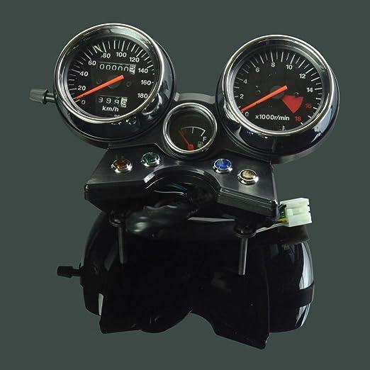 Motorrad Tachometer Kilometerzähler Tachometerinstrument Für Das Motorrad Suzuki Gsf250 Bandit 77a 1995 1998 Auto