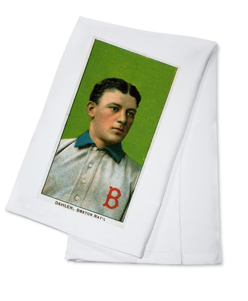 ボストンDoves – Bill Dahlen – 野球カード Cotton Towel LANT-21762-TL Cotton Towel  B0184BF21I