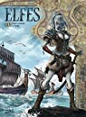 Elfes, tome 15 : Noir comme le sang par Créty