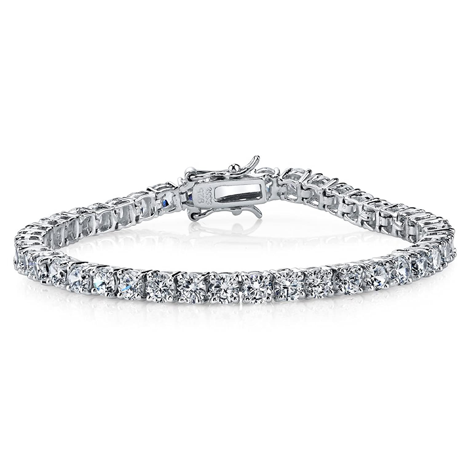 bracelet jewellers zirconia cubic the silver p large beaverbrooks context