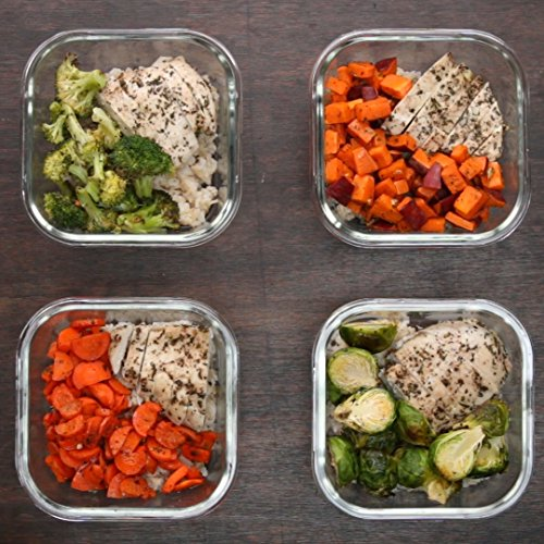 Meal-Prep Chicken 5 Ways