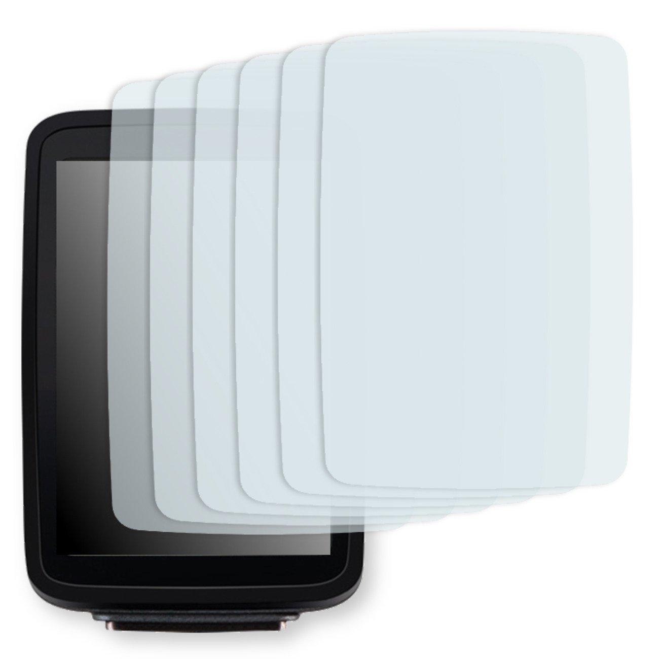GOLEBO 6 x Protectores Pantalla Sigma Pure 1. Lámina Protectora Adhesiva Invisible Crystal Clear. Fabricado en Alemania. DISAGU .#xc7719_6.