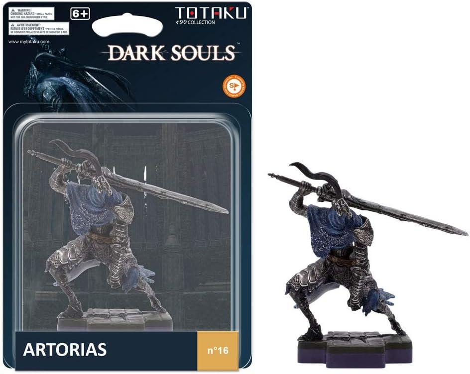 Totaku Collection No 16 Exclusive Dark Souls Artorias First Edition Figure NEW