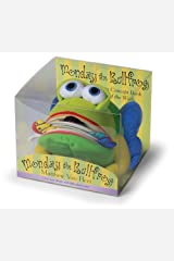 Monday the Bullfrog: A Huggable Puppet Concept Book About the Days of the Week Board book