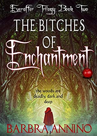 book cover of The Bitches of Enchantment