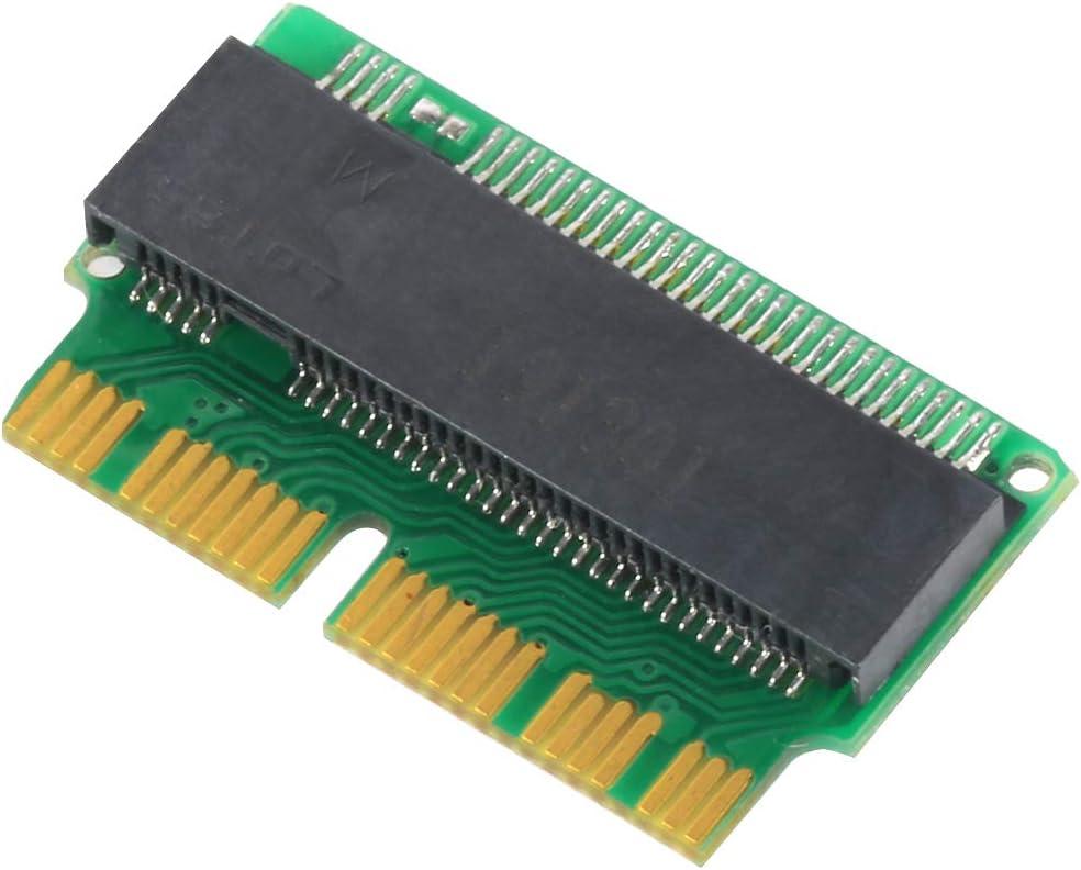 bgning M Llave M.2 Tarjeta PCIe x4 NGFF AHCI 2280 SSD 12 + 16pin ...
