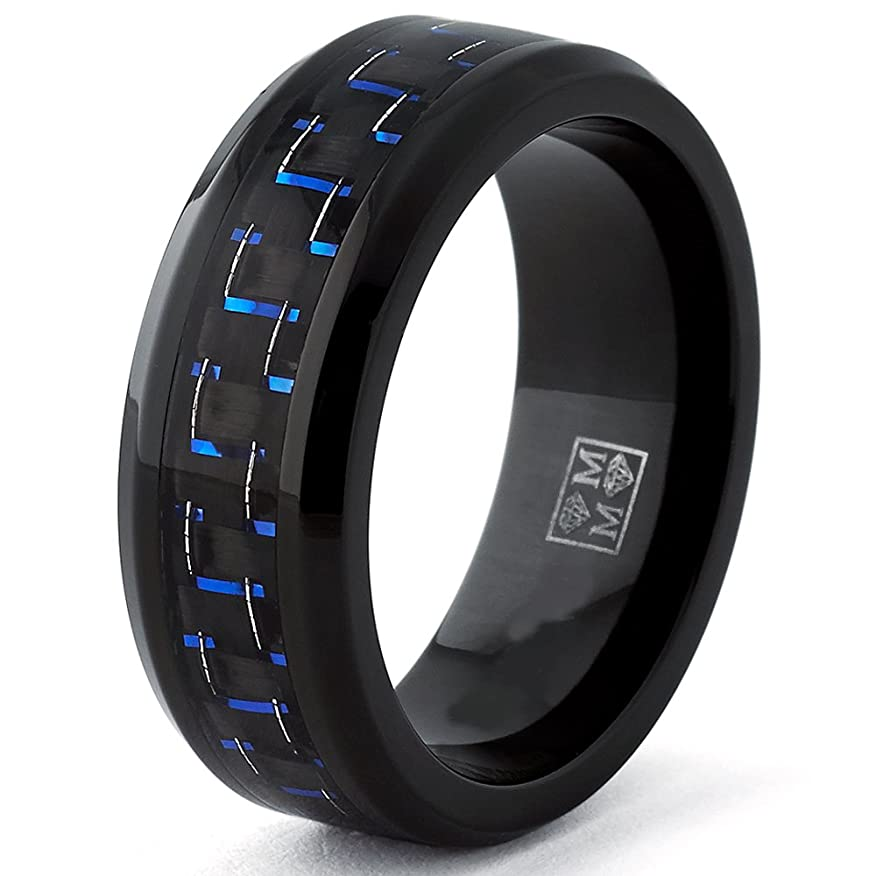 Cobalt Wedding Bands For Men