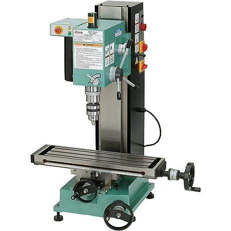 grizzly g0463 mill drill power milling machines amazon com rh amazon com Sieg Mill X4 X2 Mill