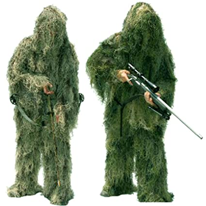 Amazon.com : LUCKYYAN Camo Suit Woodland and Forest Design ...