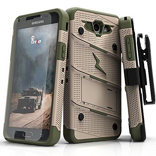 Samsung Galaxy J7 Prime Case, Zizo Holster - J7 V / Perx