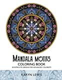 Mandala Motifs Coloring Book: 30 Intricate Designs for Advanced Colorists (Coloring Motifs) (Volume 1)