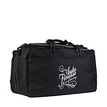 Auto Finesse CRWB Crew Bag Detailers Holdall Empty Strips To The Bottom