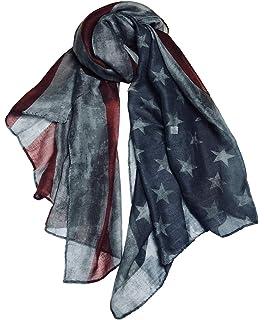 British flag and skull with elaborate borderline scarf summer beach  scarf