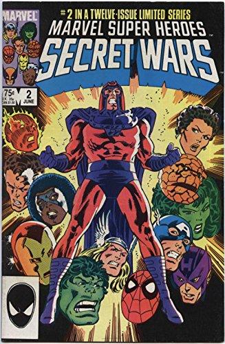 Marvel Secret Wars Pdf