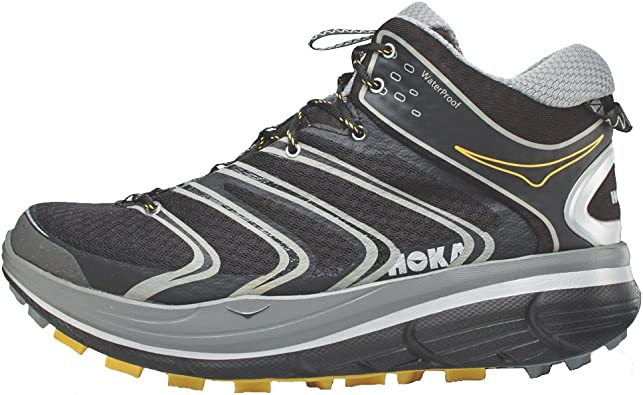 HOKA Tor Speed WP Zapatilla de Trail Running Caballero, Negro ...
