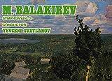 Balakirev: Symphony No. 2 in D minor [MELODIYA LP RECORD]