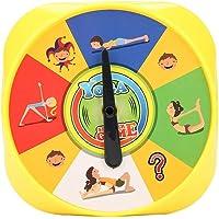 Yosoo Tarjetas interactivas de Yoga para niños Juego Interactivo para Padres e Hijos Juego de Mesa de Yoga Ganador del Premio Juego para el Amante de la Yoga