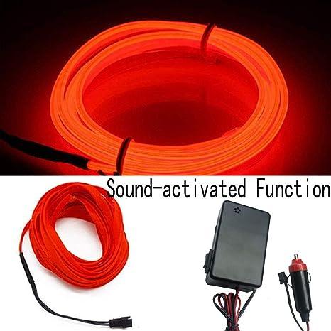Amazon.com: HomDSim - Tira de luces LED de neón con función ...