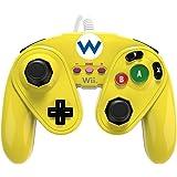 Wii U コントローラー Wired Fight Pad (ワリオ) [並行輸入品]