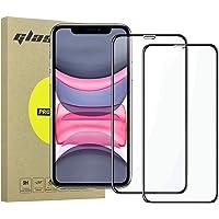 Simpeak 2-Pack Cristal Templado Compatible para iPhone 11/XR [6,1 Pulgadas], Protector de Pantalla Premium Vidrio…