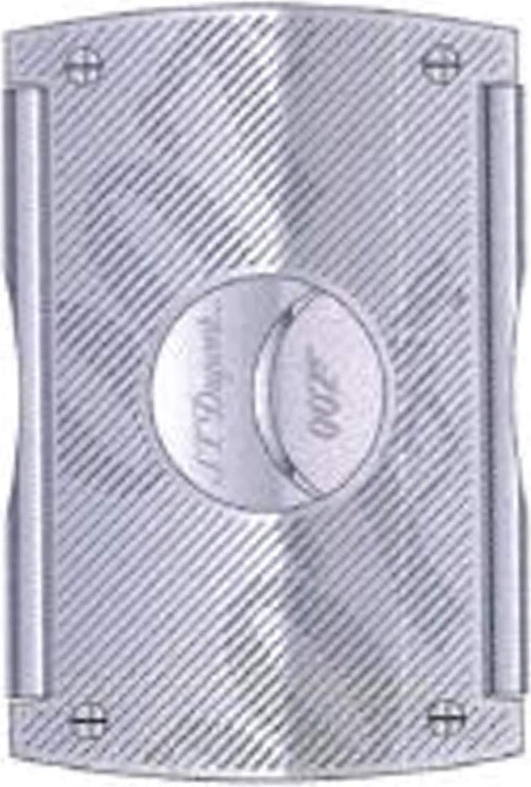 S.T. Dupont ''007 James Bond Double Blade Cigar Cutter 54 Ring Gauge/Chrome 003417