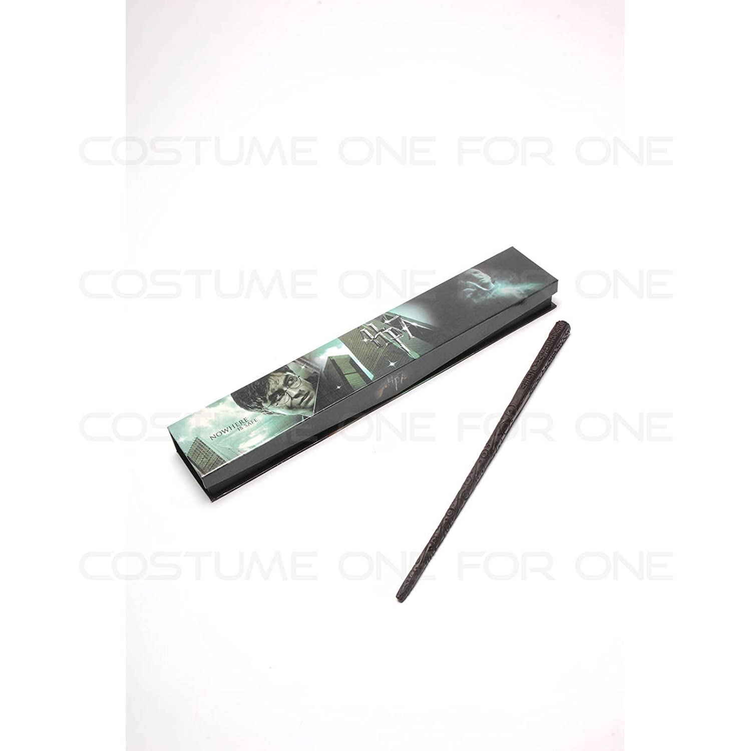 Hotcorner/® Harry Potter Sirius Black Magical Wand Replica Cosplay in Gift Box Party Show Halloween Witches Costume
