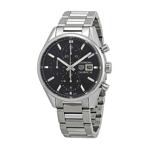 Tag Heuer - Reloj Tag Heuer Modelo CBK2110.BA0715 - CBK2110.BA0715: Amazon.es: Relojes