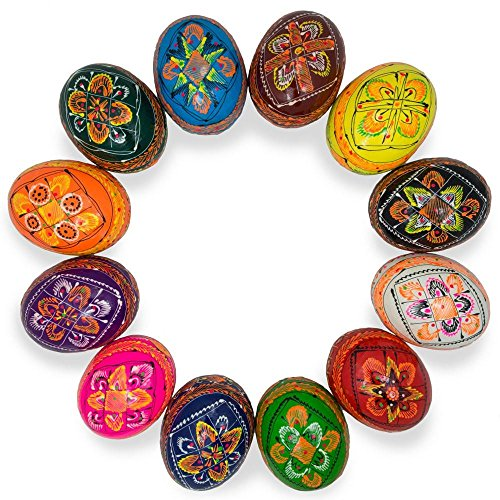Hand Painted Eggs - 4