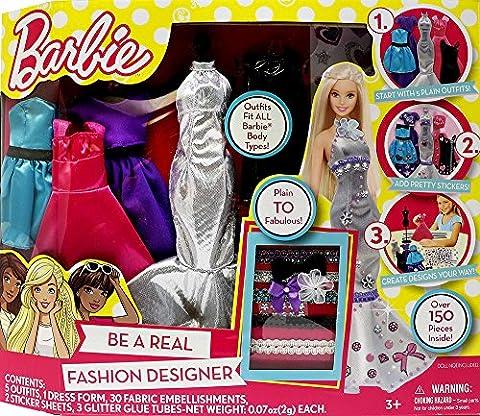 Barbie Be a Fashion Designer - Fashion Design Set