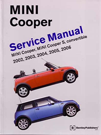 2006 bmw mini cooper