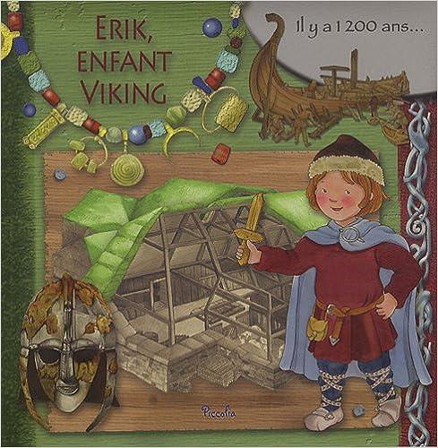 En ligne Erik, enfant viking epub pdf