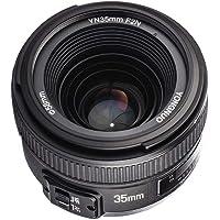 Yongnuo YN-35 mm F/2 obiektyw do kamer Nikon DSLR - automatyczna ostrość AF/MF