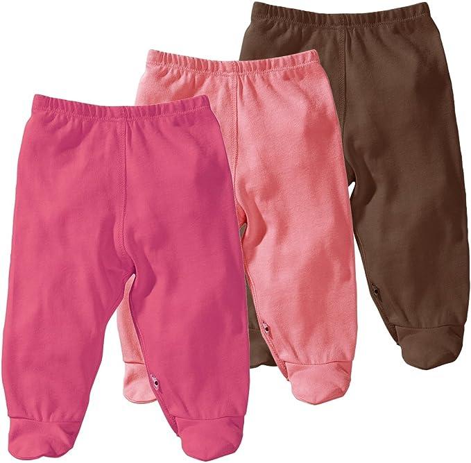 Babysoy Eco Comfy Pants Boy//Girl Pack of 2