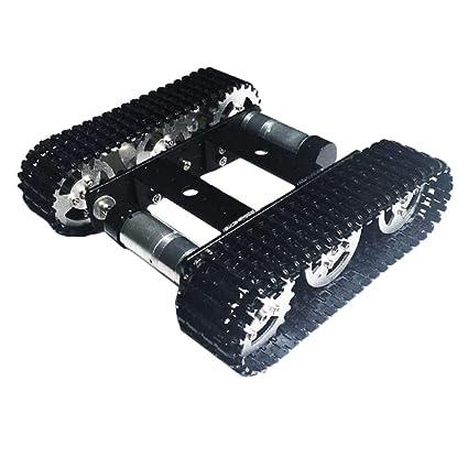 Homyl Kit de Robot Juguete Inteligente Chasis Motores Piezas ...