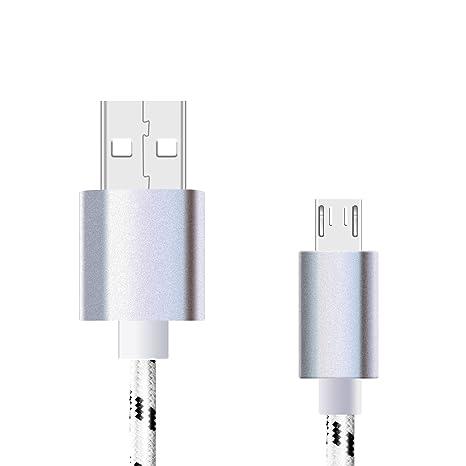 Fish Bear 1M Cavo USB per Blackview BV6000   BV6000S   BV4000 Mobile  Resistant - Blackview 609a8a2f7bda