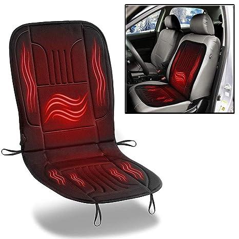 Amazon.com: 12 V climatizada para asientos de coche o ...
