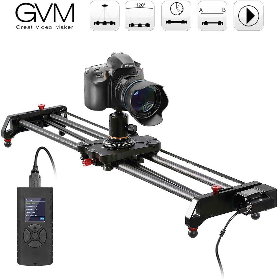 GVM - Barra estabilizadora para cámara réflex digital motorizada ...