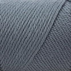 Caron Simply Soft Solids Yarn (4) Medium Gauge 100% Acrylic - 6 oz - Country Blue - Machine Wash & Dry