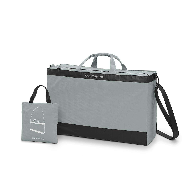Bolsa de viaje plegable y plegable en pr/áctica bolsa Moleskine color verde pastel