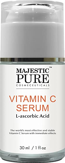 Majestic Pure Vitamin C Serum.
