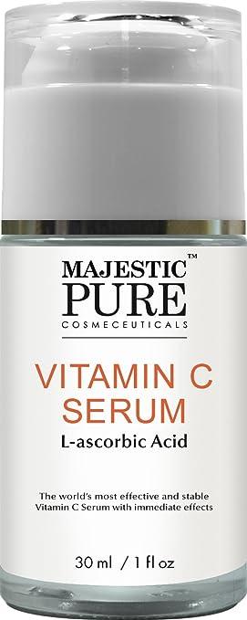 Majestic Pure Vitamin C Serum.