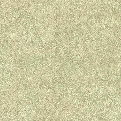 York Wallcoverings CL1806 Color Library II Tossed Leaves Wallpaper, Beiges ()
