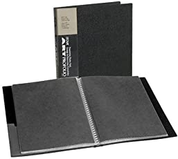 ITOYA 18 inch x 24 inch Original Art Profolio Presentation Book/Portfolio- for Art, Photography, and Documents