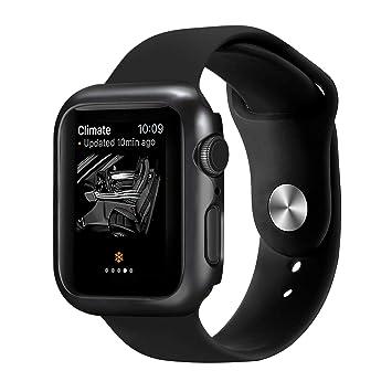 sunnyspo - Carcasa para Apple Watch Serie 4 iWatch de 40 mm ...