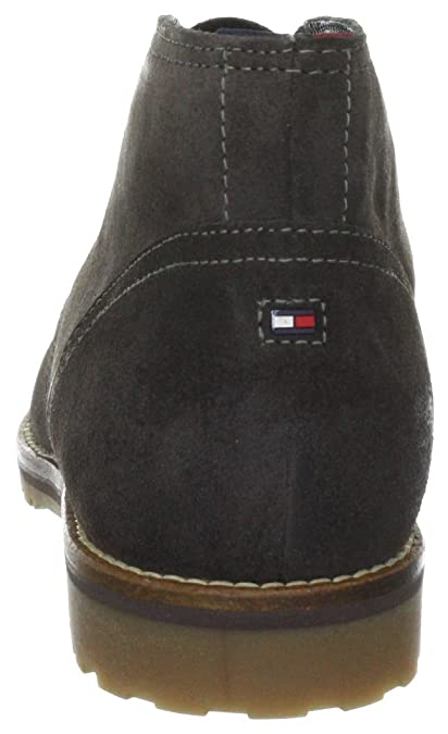 Tommy Hilfiger WERA 1 - Botines desert de ante mujer, color gris, talla 38: Amazon.es: Zapatos y complementos